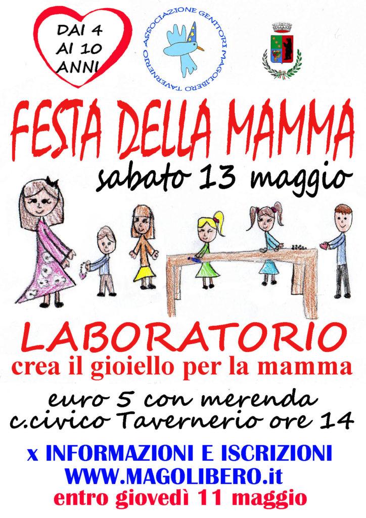 Laboratorio festa della mamma